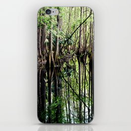 Cyprus Swamp iPhone Skin