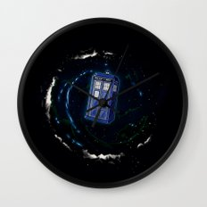 Space and Time and the Universe Wall Clock