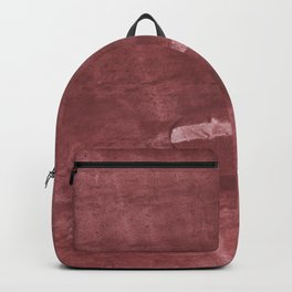 Sienna hand-drawn wash drawing pattern Backpack