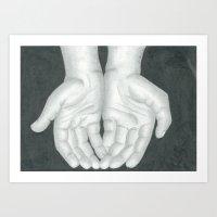 Open Arms Art Print