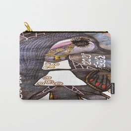 Dolphin Fashion Star tetkaART Carry-All Pouch