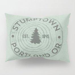 Stumptown Pillow Sham