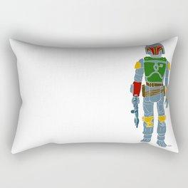 My Favorite Toy - Boba Fett Rectangular Pillow