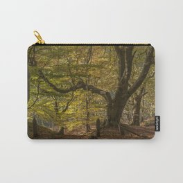 Growing on the Edge Carry-All Pouch