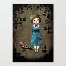 Mille Canvas Print