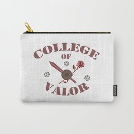 College of Valor Carry-All Pouch
