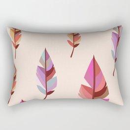 Feathers2 #society6 Rectangular Pillow