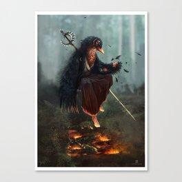 Caim Canvas Print