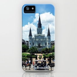 New Orleans - Jackson Square iPhone Case