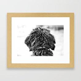 Scout! Framed Art Print
