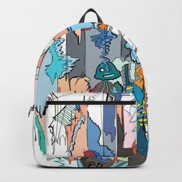 rubberpunchmanandspook Backpack