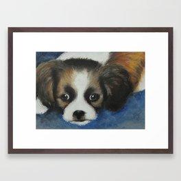 Mitzie Framed Art Print