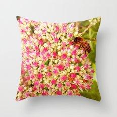 Art of Nature Throw Pillow