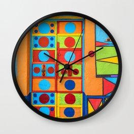 Casa Bepi Venice Italy Wall Clock