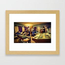 Babicz's Studio Brothers Framed Art Print