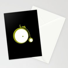 Old Timey Bikes Stationery Cards