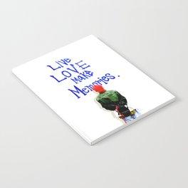 Live Love Make Memories, G-Dragon... Notebook