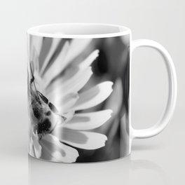 B&W Bee Coffee Mug