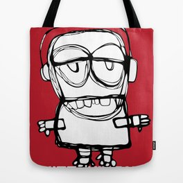 Little Brother is Watching You. Tote Bag