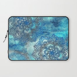 Lost in Blue - a daydream made visible Laptop Sleeve