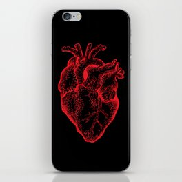 Heartless iPhone Skin
