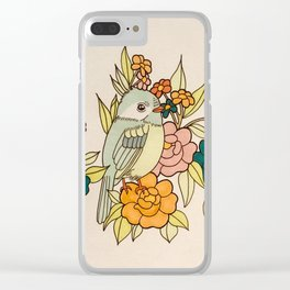 Sing For Your Supper Clear iPhone Case
