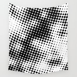 Punkte Wall Tapestry