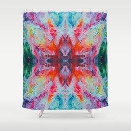 Elements Shower Curtain