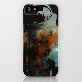 Cowboy Bebop Cosmonaut iPhone Case