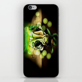 Witch Pinup iPhone Skin