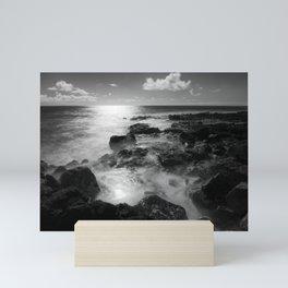 Shores Mini Art Print