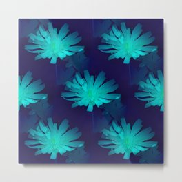 Flowers from the Sea... Metal Print