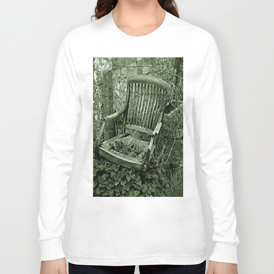 Furniture Long Sleeve T-shirt