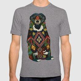 sun bear almond T-shirt