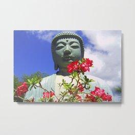 Buddah Serenity Metal Print