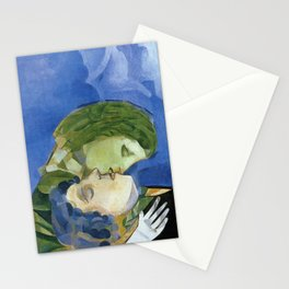 Marc Chagall The Lovers Stationery Cards