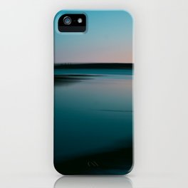 Summer of Love by the Sea III iPhone Case