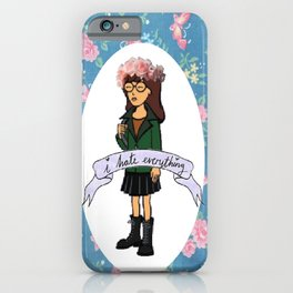 Daria iPhone Case
