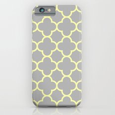 MOROCCAN {YELLOW/GRAY}  iPhone 6s Slim Case