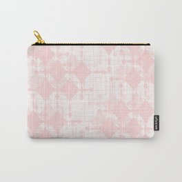 Lucky Diamonds in Pink Carry-All Pouch