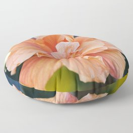 Jane Cowl Tropical Hibiscus Alternate View Floor Pillow