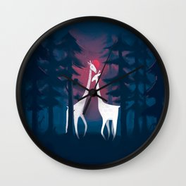 Meeting of the Old Wall Clock