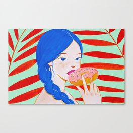 Something Sweet Canvas Print