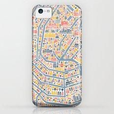 Amsterdam City Map Poster Slim Case iPhone 5c