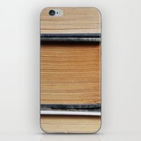 books iPhone & iPod Skins featuring Books by eARTh
