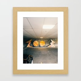 Iphone Untitled 14 Framed Art Print