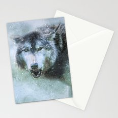 The Leader of the Pack Stationery Cards