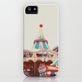 carousel iPhone Case
