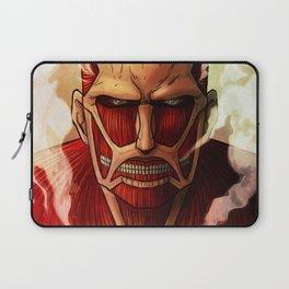 Colossal titan artwork Laptop Sleeve