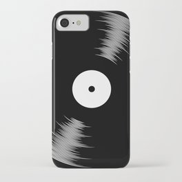 Vinyl iPhone Case